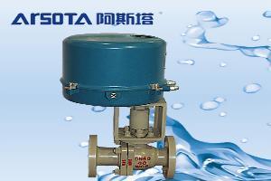 电动球阀工作环境相对湿度与温度要求